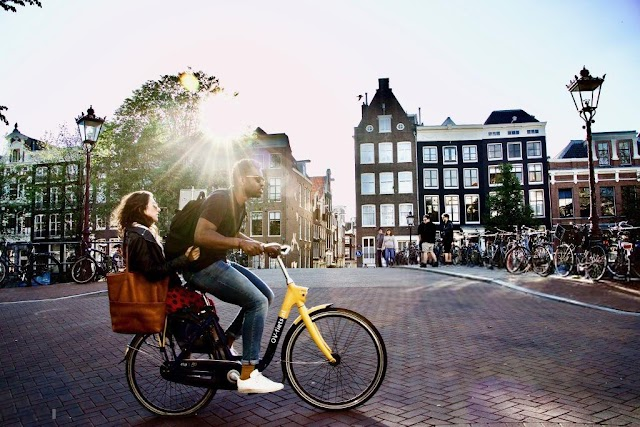 The bicycle capital leads the most friendly cities in the world