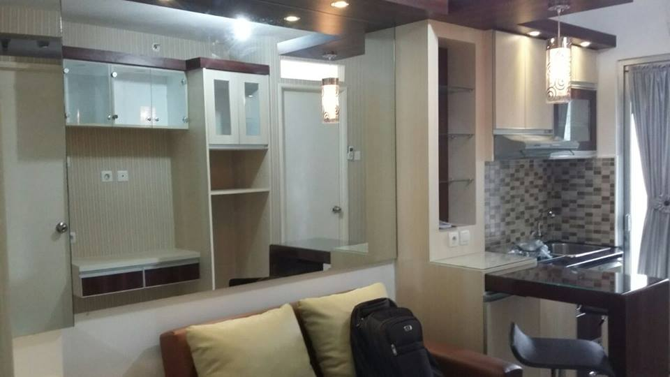 Cv tridaya interior interior apartemen kalibata city for Design apartemen 2 kamar