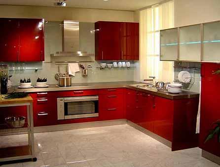 Lantai Dapur Menggunakan Keramik Tile