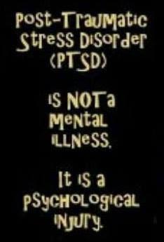 PTSD survivor
