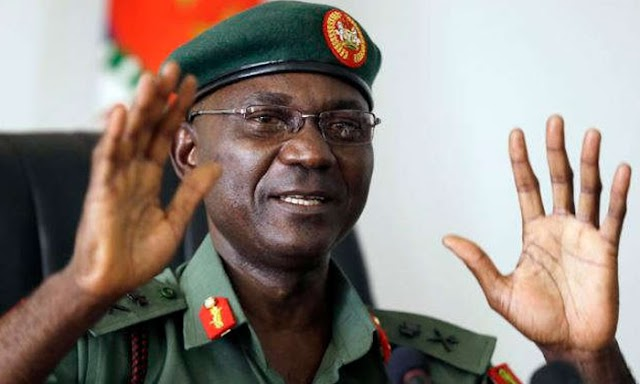 """""""Videos of the shootings at the tollgate were photoshopped"""" – Maj. Gen. John Eneche"""