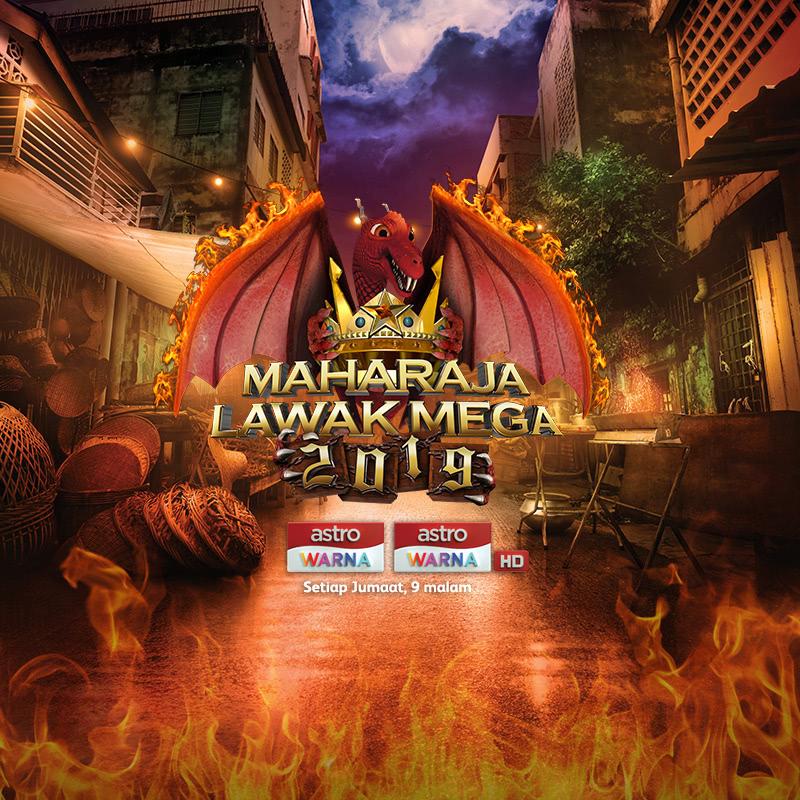 Maharaja Lawak Mega 2019 -Minggu 5