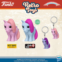 Pre-Orders for Funko Retro My Little Pony POP! Figures Available