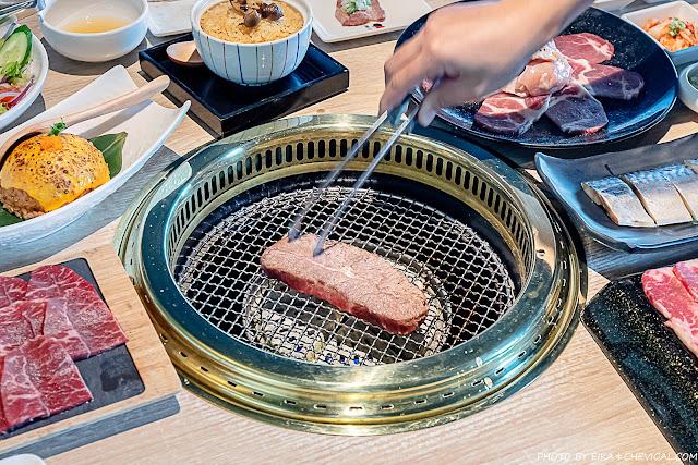 MG 7998 - 熱血採訪│公益路低調日式燒肉,超值雙人套餐多達7種肉品好澎派!文末熱血預約限定送肉品