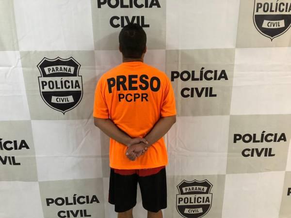Doze anos após cometer homicídio em Colombo, homem é preso em Curitiba