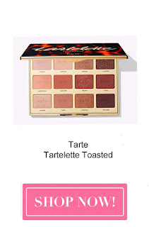 tarte tartlette toasted eyeshadow