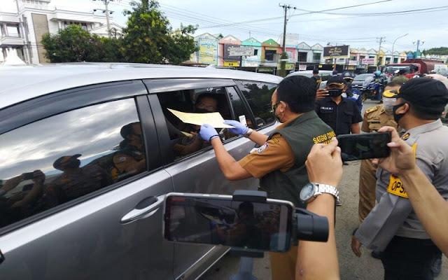 Cegah Penyebaran Corona, Akses Masuk ke Makassar Dibatasi