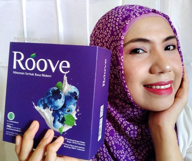 review minuman kecantikan reevo