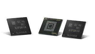 UFS 3.1 chips, gadget & widgets