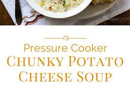 Chunky Potato Cheese Soup