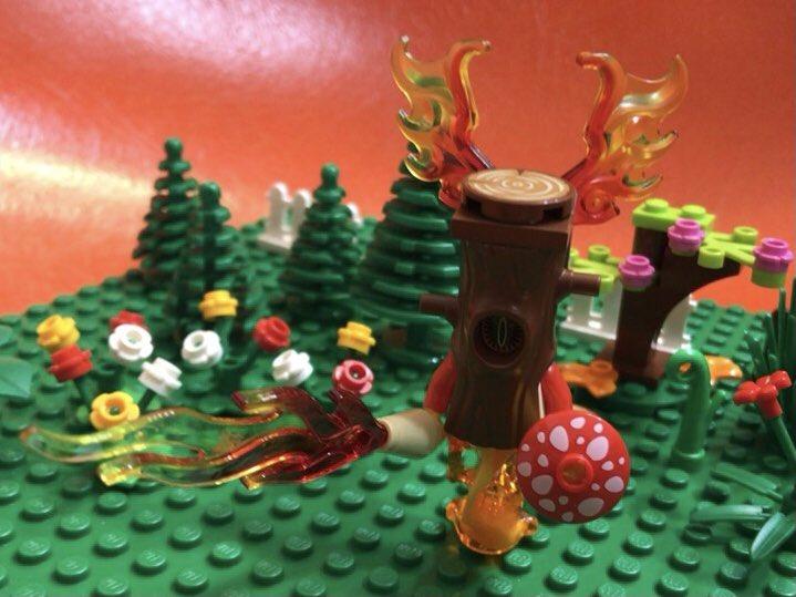 はばたけミニフィグフェニックス!レゴで君だけの不死鳥を見せてくれ!