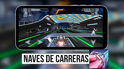 Naves de Carreras   Descargar Cosmic Challenge Racing Android o iOS