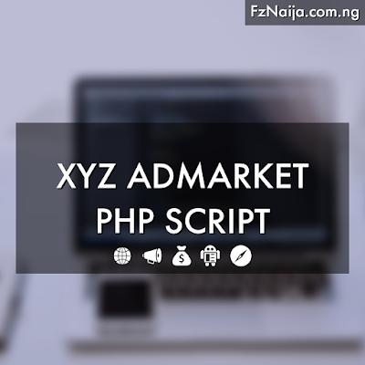 XYZ Admarket Php Script