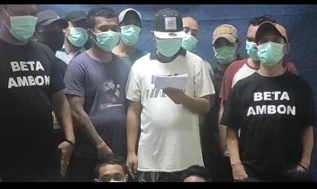 Jaksa Sebut Imam Besar Hanya Isapan Jempol, Umat Kristen Ambon Langsung ke Jakarta Dukung HRS