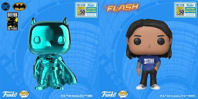 San Diego Comic-Con 2019 Exclusive DC Comics POP! Vinyl Figures by Funko