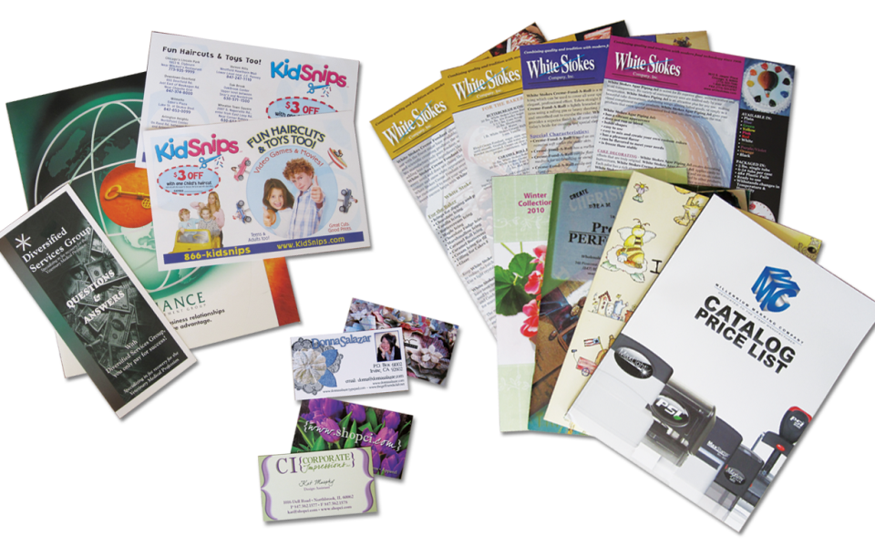 Printing, Business Card, Flyers, Postcards North Miami Beach