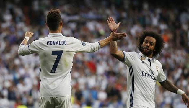 كريستيانو رونالدو يطلب ظهير ريال مدريد