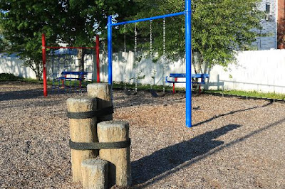 Swings and Climbing Dennis Port