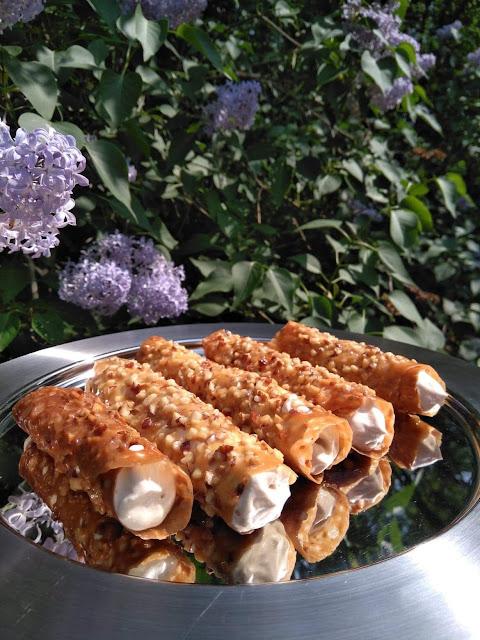 somaarki krokanttirullat leivonta