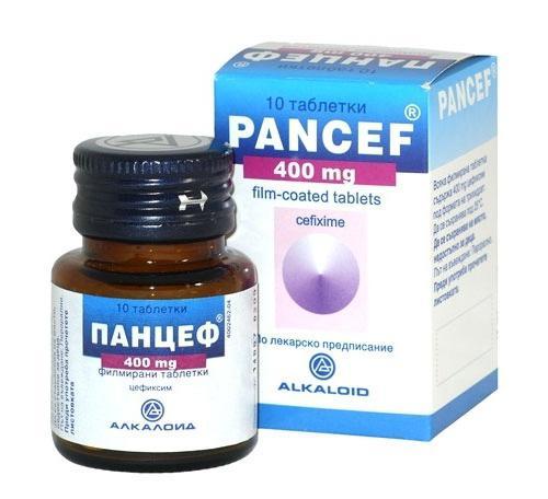 سعر ودواعي استعمال حقن بانسيف Pancef للمسالك البولية