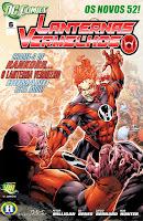 Os Novos 52! Lanternas Vermelhos #6
