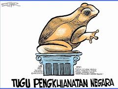 Sejarah 'Lompat Katak' Parti Politik Di Sabah