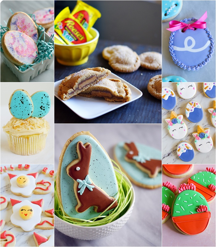 8 Egg-cellent Cookies to make this Easter