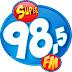 Justiça Federal mantém sentença que cassa concessão da Rádio Super  98.5 FM