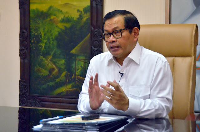 Sekretaris Kabinet: Pramuka Bisa Menjadi Tempaan Pemimpin Masa Mendatang