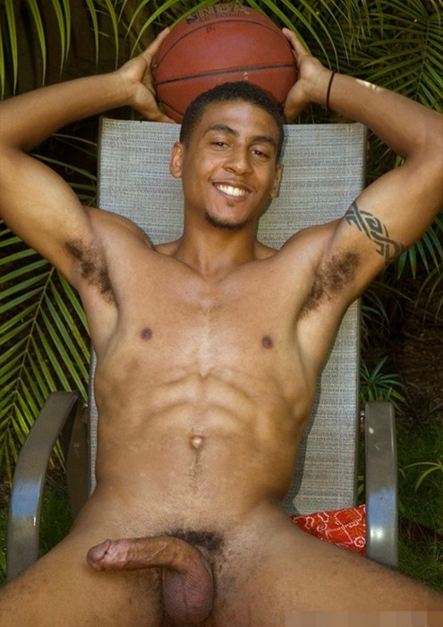Naked sexy male armpits — 4