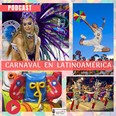 Carnaval en Latinoamérica