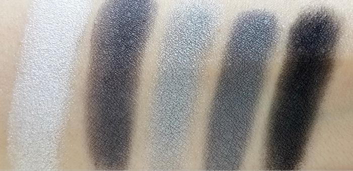 L´Oréal Paris - La Petite Eyeshadow Palette - Fetishist - Swatches - Madame Keke Luxury Beauty Blog