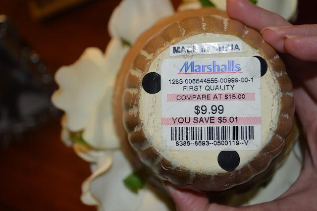 My 9.99 Marshalls Accessory