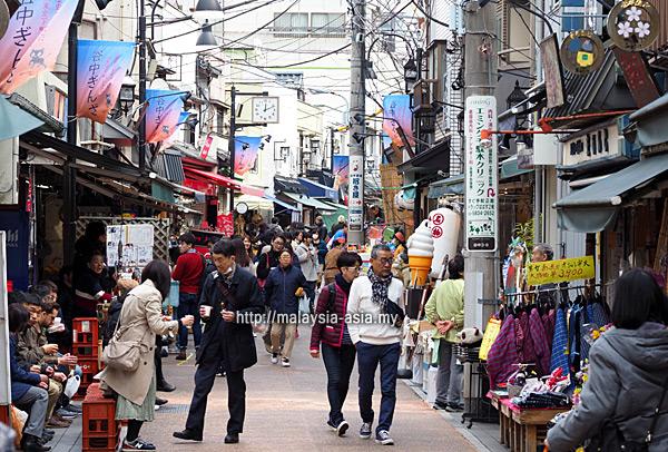 Yanaka Ginza Tokyo