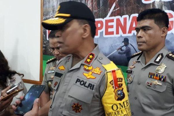 Terungkap! Perusahaan Sawit di Riau Jadi Tersangka Kebakaran Hutan