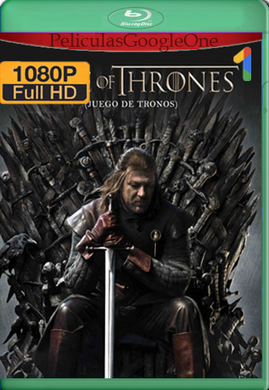 Game of Thrones Temporada 1-2-3-4-5-6-7-8 [1080p BRrip] [Latino-Inglés] [GoogleDrive]