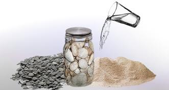Lo que se aprende de un jarro lleno de piedras