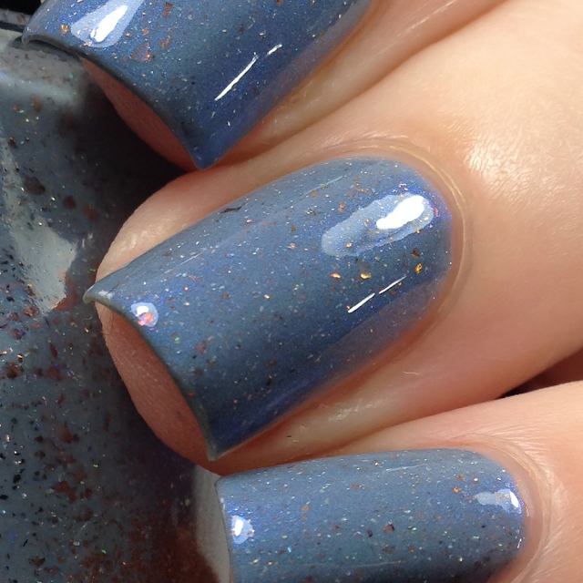 Bluebird Lacquer-Party Ogre Here