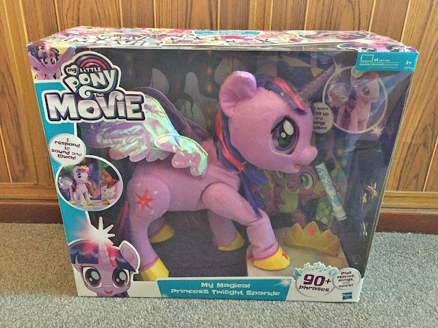 Princess Twilight Sparkle toy