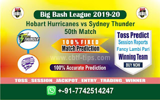 Today HBH vs SYT Fantasy 11 sure Team reports