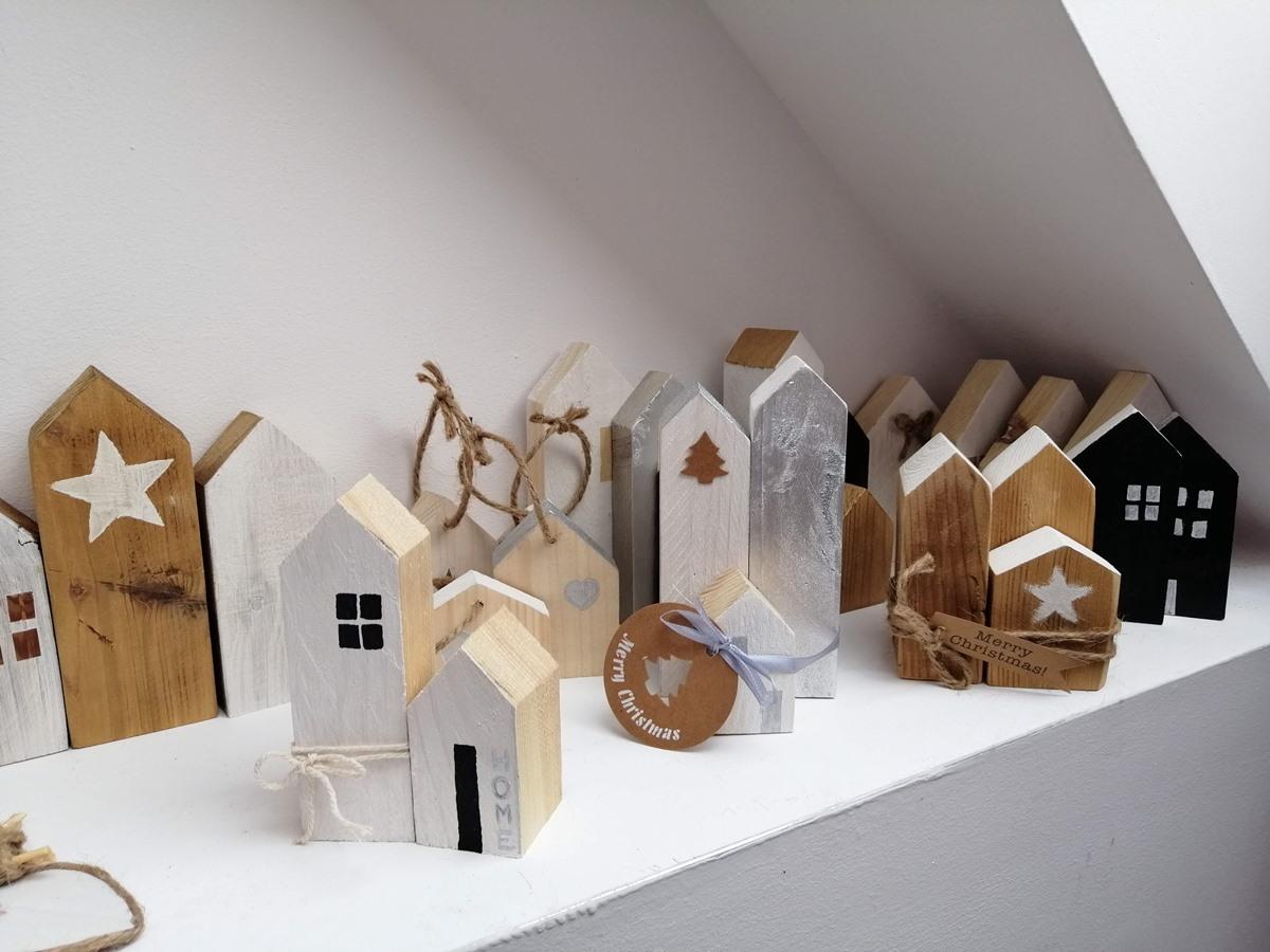 drewniane domki diy