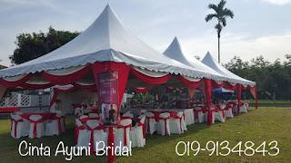 Sewa Khemah Kanopi Terengganu