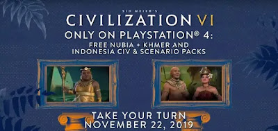The latest console ports for the privilege of civ-building