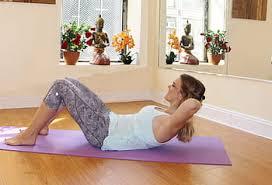diet yoga poses