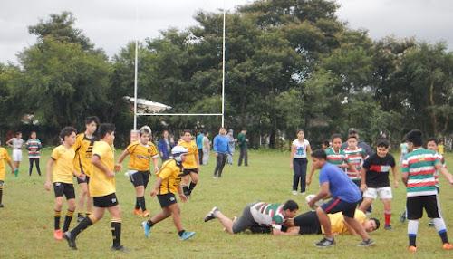 El Zenta de Orán tuvo un diluvio a puro rugby
