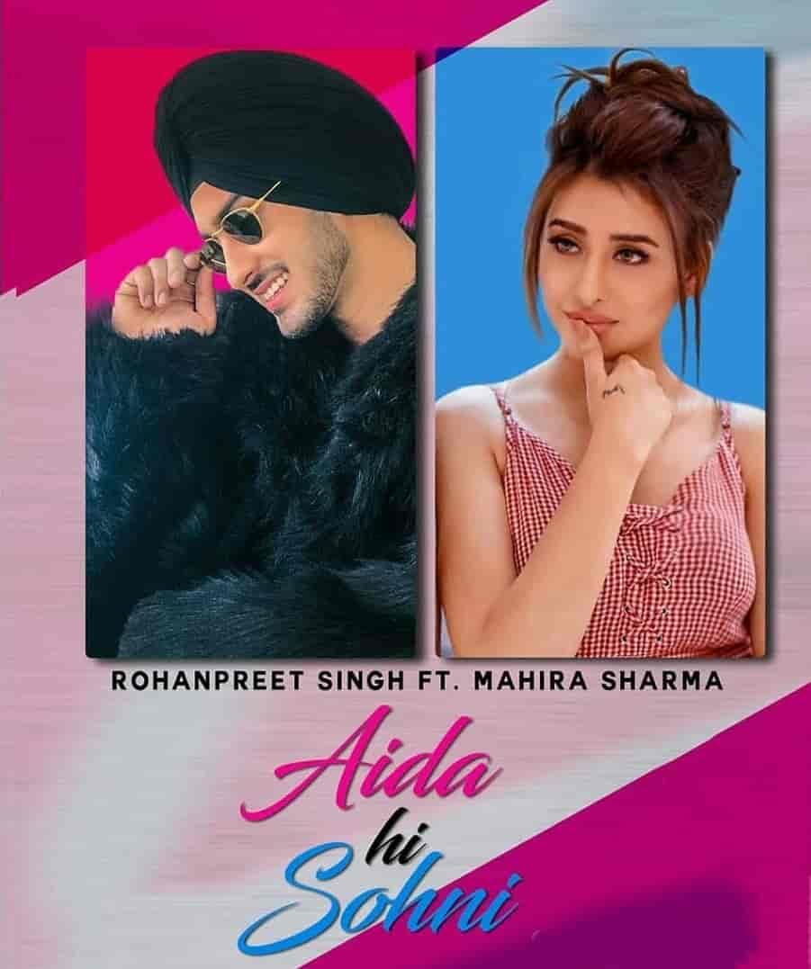 Aida Hi Sohni Punjabi Song Images By Rohanpreet Singh
