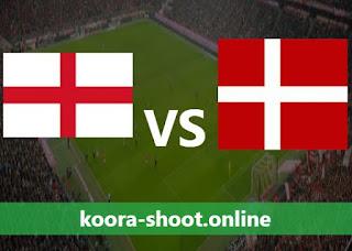 نتيجة مباراة الدنمارك وإنجلترا اليوم بتاريخ 07/07/2021 يورو 2020