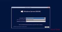 install Windows Server 2012 R2 HP Proliant ML10 V2 server.