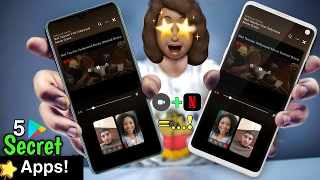 5 تطبيقات عجيبة وممتعة للأندرويد ستجعلك تعشق هاتفك - أفضل تطبيقات الأندرويد 2021