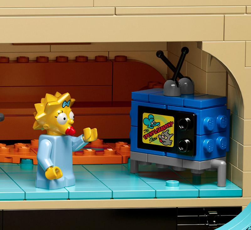 If It S Hip It S Here Archives Lego X The Simpsons